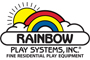 Rainbow Play Systems Inc. Logo