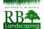 RB Landscaping Logo