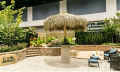 RB Landscaping Booth