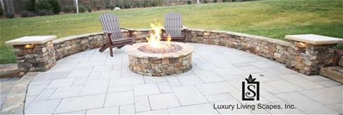 Luxury Living Scapes Patio Design Raleigh Home Show